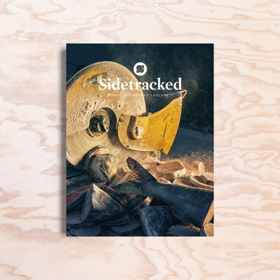 Sidetracked – Issue 17 - Print Matters!