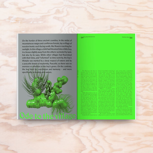 Sindroms – Issue 5 (Evergreen) - Print Matters!