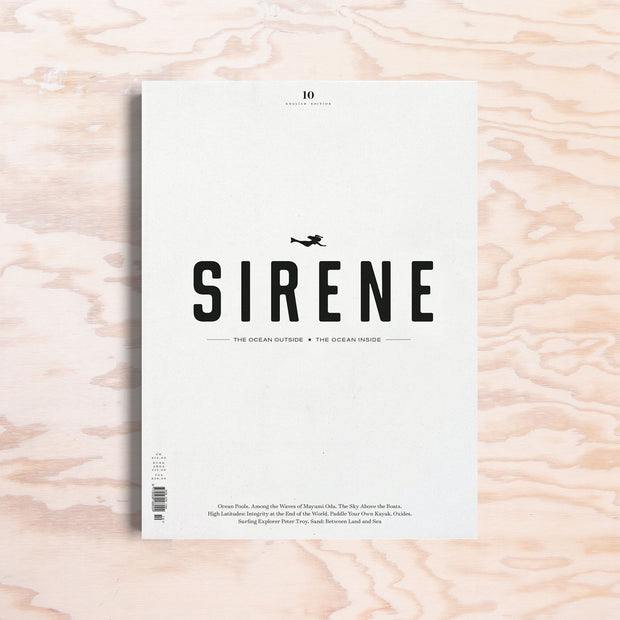 Sirene – Issue 10 - Print Matters!