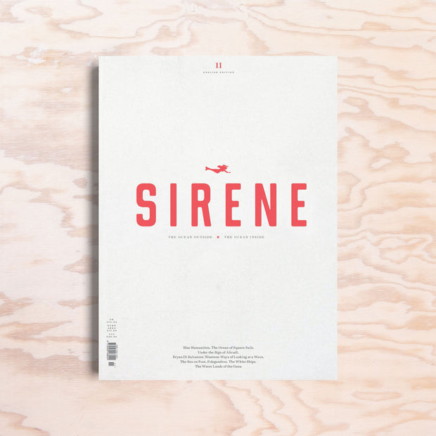 Sirene – Issue 11 - Print Matters!