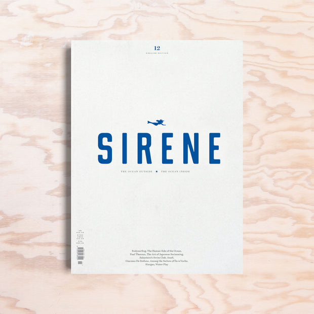 Sirene – Issue 12 - Print Matters!