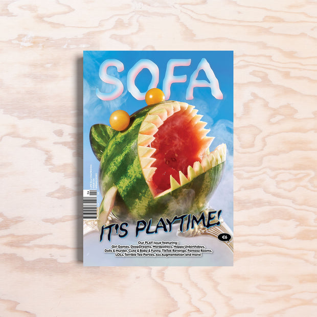 Sofa – Issue 4 - Print Matters!
