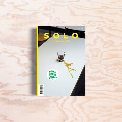 Solo – Issue 5 - Print Matters!