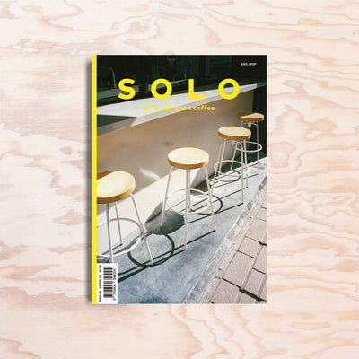 Solo – Issue 4 - Print Matters!