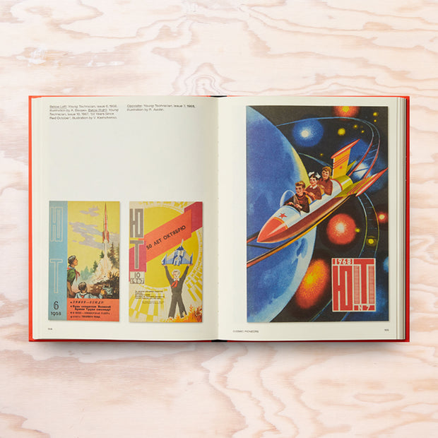 Soviet Space Graphics - Print Matters!