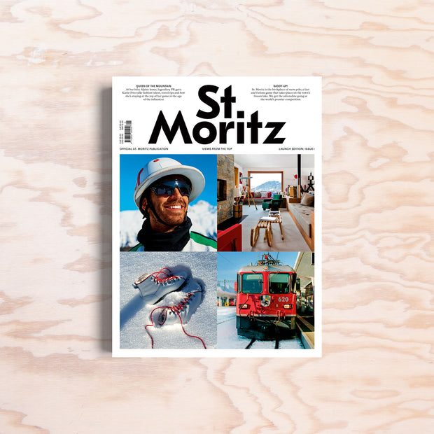 St. Moritz – Issue 1 - Print Matters!