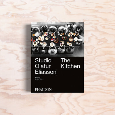 Studio Olafur Eliasson: The Kitchen - Print Matters!