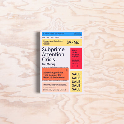 Subprime Attention Crisis - Print Matters!