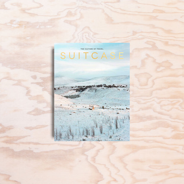 Suitcase – Issue 32 - Print Matters!