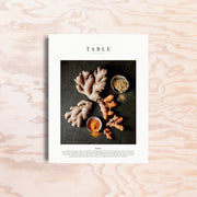Table – Issue 4 - Print Matters!
