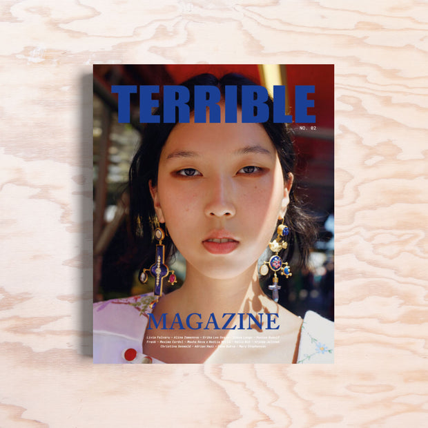 Terrible – Issue 2 - Print Matters!