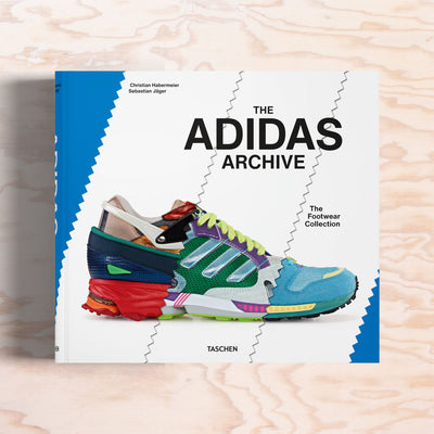 The adidas Archive. The Footwear Collection - Print Matters!