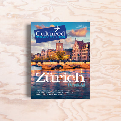 The Cultured Traveller – Issue 29