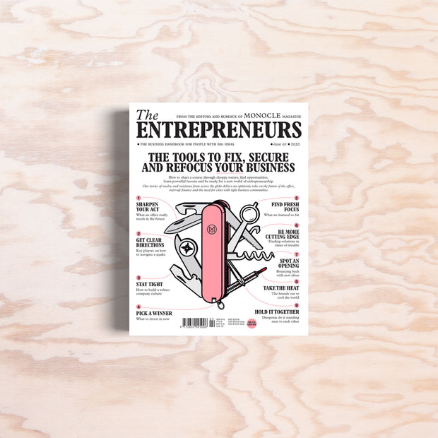 The Entrepreneurs – Issue 2