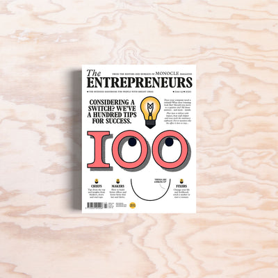 The Entrepreneurs – Issue 3 - Print Matters!