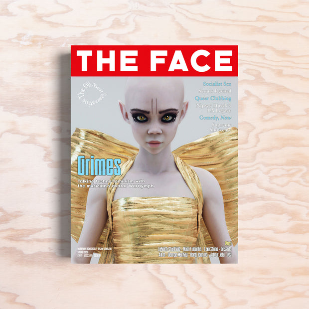 The Face – Vol. 4 #3 - Print Matters!