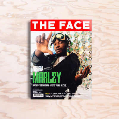 The Face – Vol. 4 #2 - Print Matters!