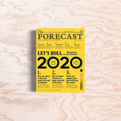 The Forecast – Issue 10 - Print Matters!