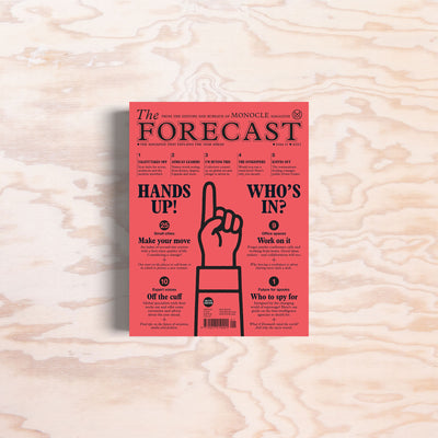 The Forecast – Issue 11 - Print Matters!