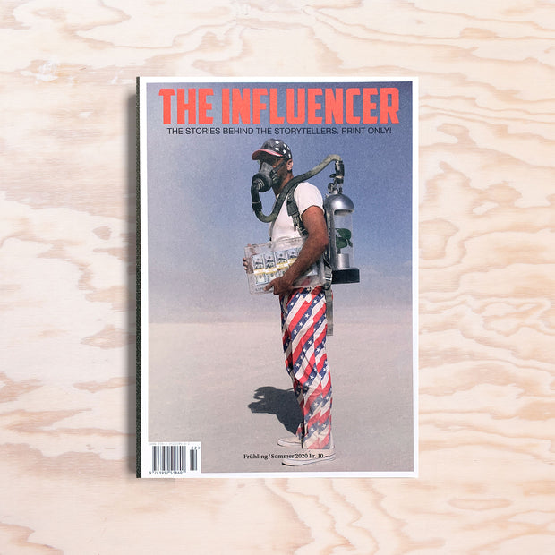 The Influencer – Issue 2 - Print Matters!