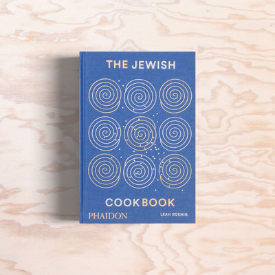 The Jewish Cookbook - Print Matters!