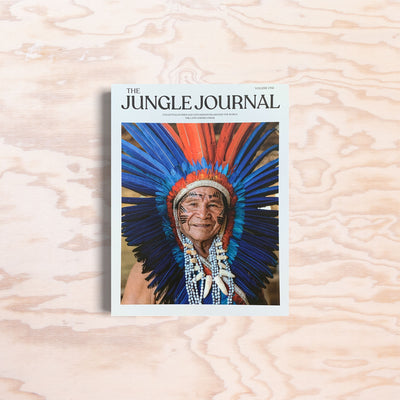 The Jungle Journal – Issue 1 - Print Matters!