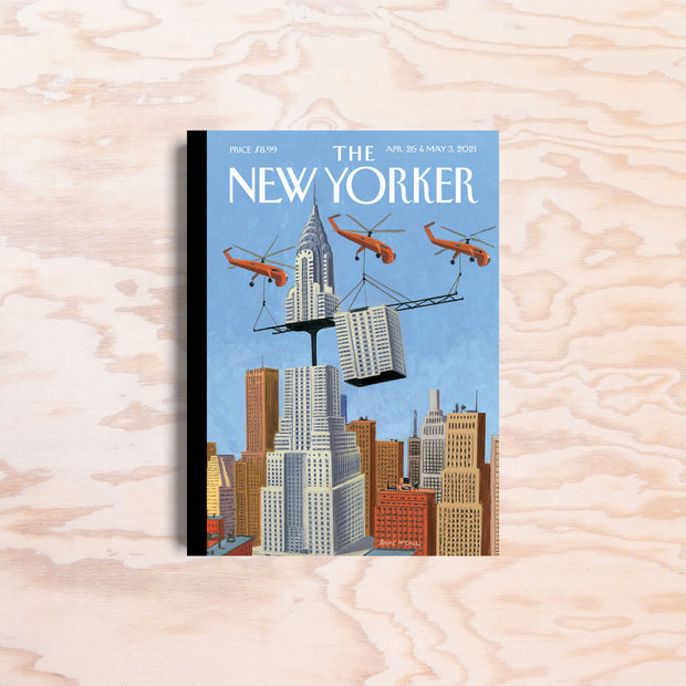 The New Yorker – April 26 & May 3, 2021 - Print Matters!