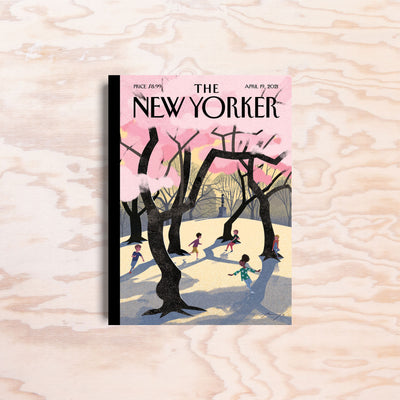 The New Yorker – April 19, 2021 - Print Matters!