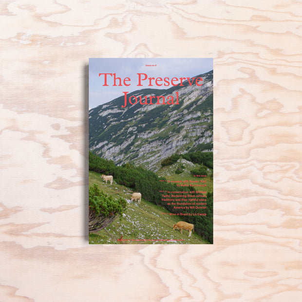 The Preserve Journal – Issue 4 - Print Matters!