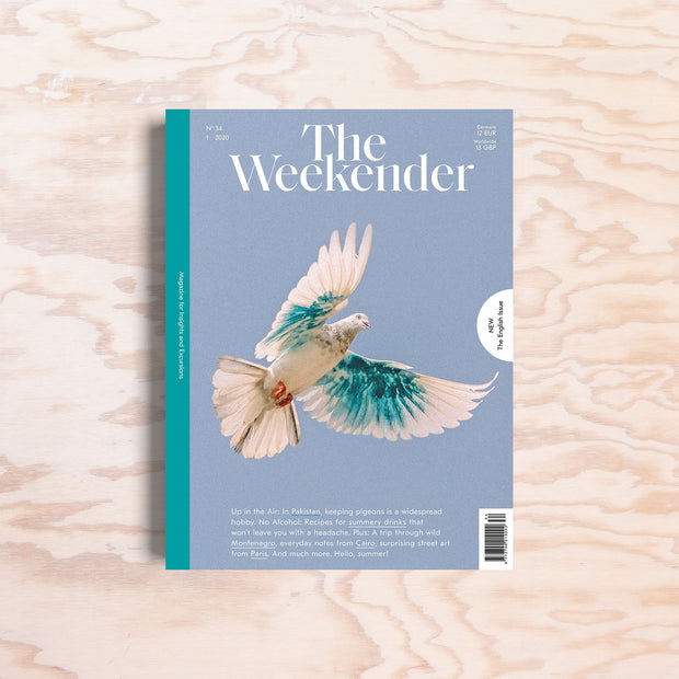 The Weekender – Issue 34 - Print Matters!