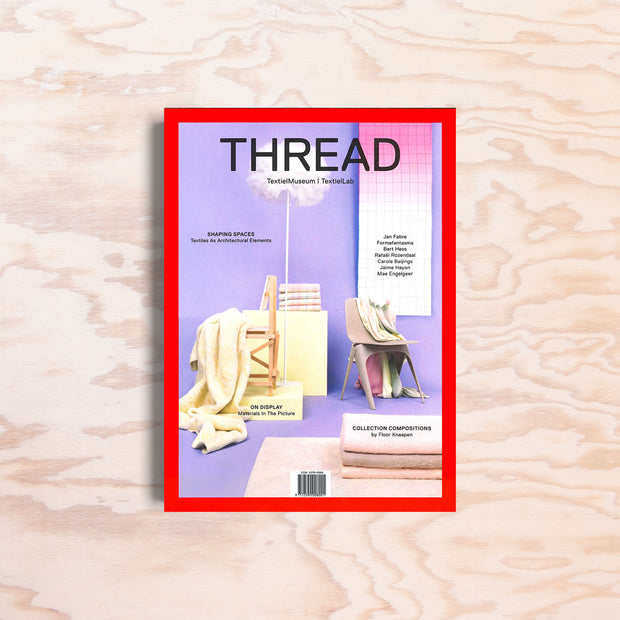 Thread – Issue 1 - Print Matters!