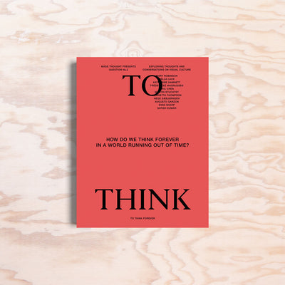 To Think Journal – Issue 2