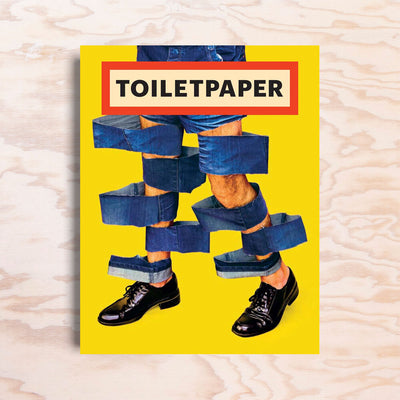 Toiletpaper – Issue 14 - Print Matters!