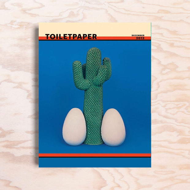 Toiletpaper – Issue 7 - Print Matters!