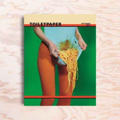 Toiletpaper – Issue 8