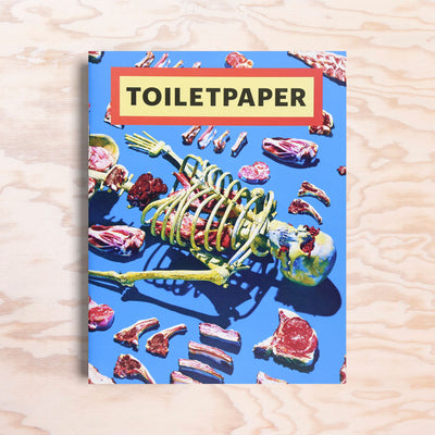 Toiletpaper – Issue 13 - Print Matters!