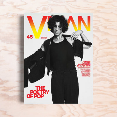 V Man – Issue 45 - Print Matters!