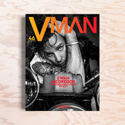 V Man – Issue 46 - Print Matters!