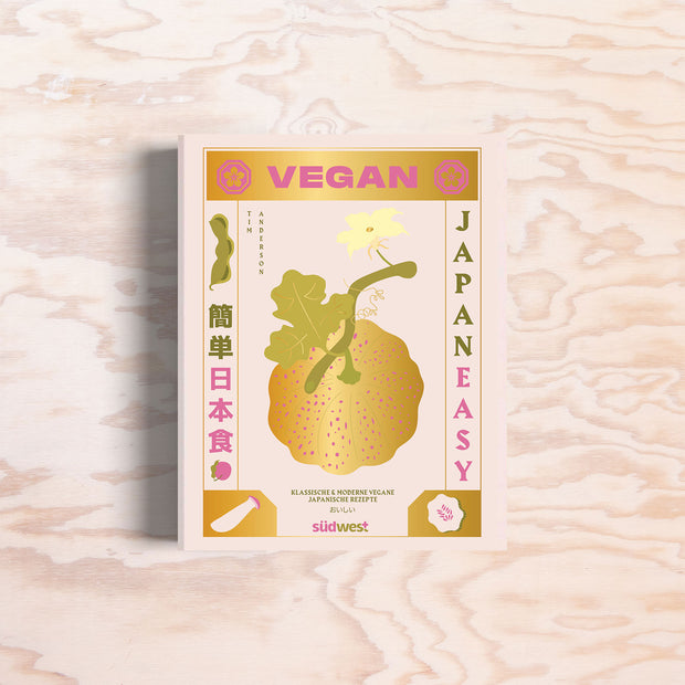 Vegan JapanEasy (Deutsch) - Print Matters!