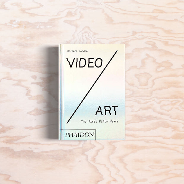 Video/Art: The First Fifty Years - Print Matters!