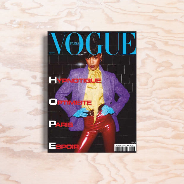 Vogue Paris – Issue 1010 - Print Matters!