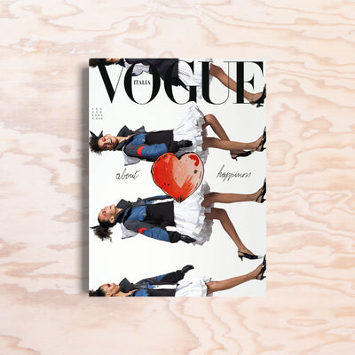 Vogue Italia – Issue 839 - Print Matters!