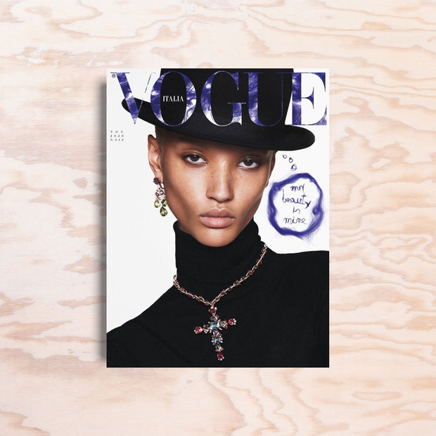 Vogue Italia – Issue 842 - Print Matters!