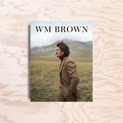 WM Brown – Issue 1 - Print Matters!