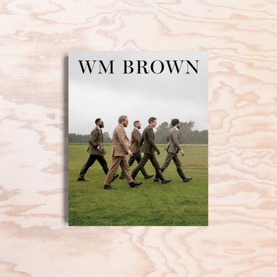 WM Brown – Issue 3 - Print Matters!