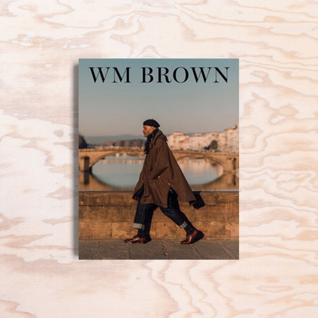 WM Brown – Issue 4