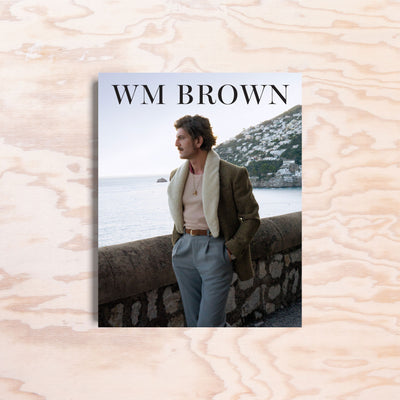 WM Brown – Issue 6 - Print Matters!