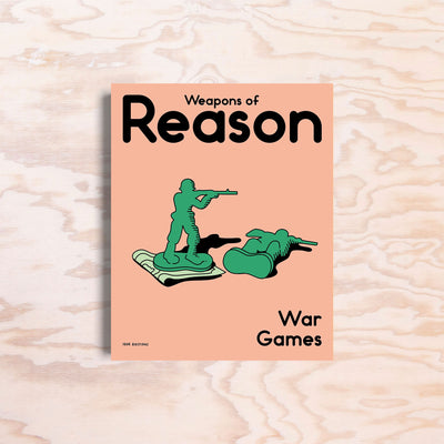 Weapons of Reason – Issue 8 - Print Matters!