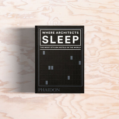 Where Architects Sleep - Print Matters!