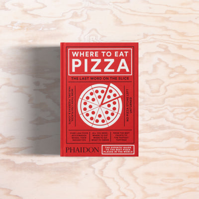 Where to Eat Pizza - Print Matters!